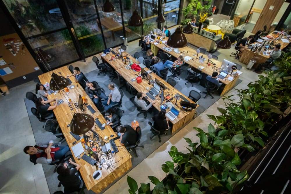 Co.W. Coworking Space