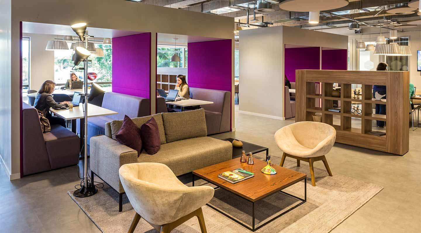 Spaces Vila Madalena coworking anywhere friday
